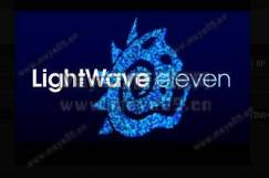 三维动画制作软件Newtek Lightwave v 11.6.3 Final x64 - XFORCE
