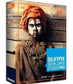 码照片处理软件SILKYPIX Developer Studio Pro 7.0.5.0 (Mac OSX)
