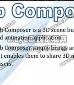 3D场景创建软件Simlab Composer 2014 Animation Edition v2.3 x64